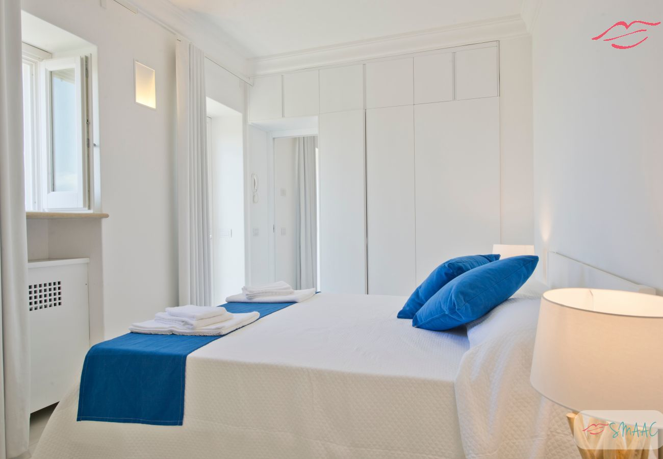 Villa in Praiano - Villa Imperati - Splendid villa with private pool overlooking the sea